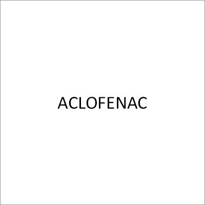 Aclofenac