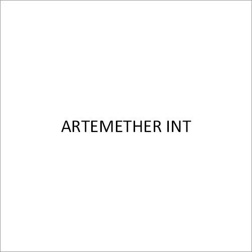 Artemether Int