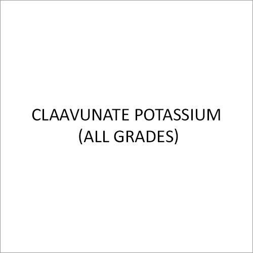 Claavunate Potassium (All Grades)