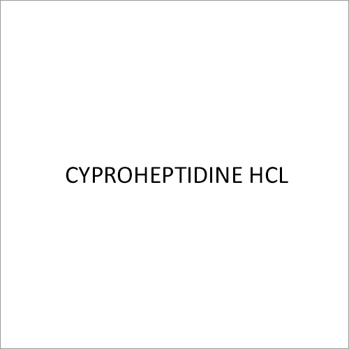 Cyproheptidine Hcl