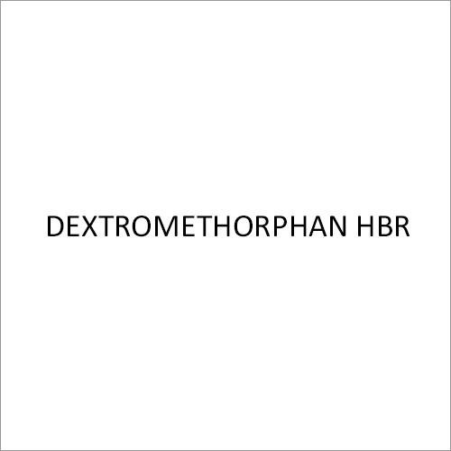 Dextromethorphan HBR