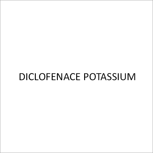 Diclofenace Potassium