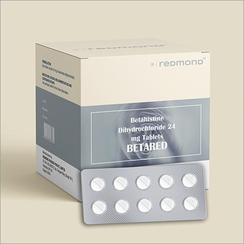 24 MG Betahistine Dihydrochloride Tablets