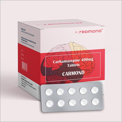 400 MG Carbamazepine Tablets