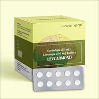 Carbidopa + Levodopa Tablets
