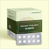 10 MG Olanzapine Tablets