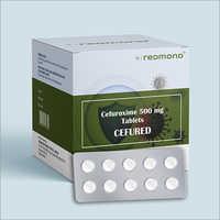 500 MG Cefuroxime Tablets