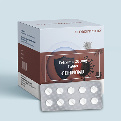 200 MG Cefixime Tablets