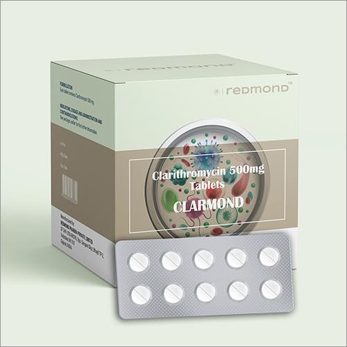 500 MG Clarithromycin Tablets