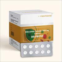 500 MG Diloxanide Furoate Tablets