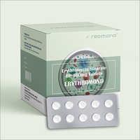 500 MG Erythromycin Stearate BP Tablets