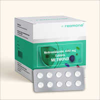 400 MG Metronidazole Tablets