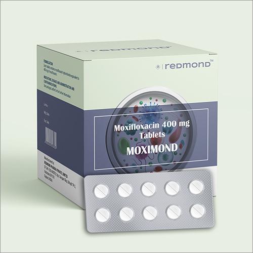 400 MG Moxifloxacin Tablets