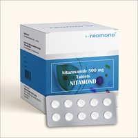 500 MG Nitazoxanide Tablets