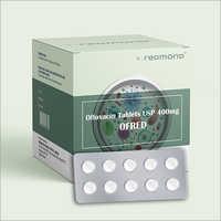 400 MG  Ofloxacin Tablets USP
