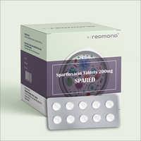 200 MG Sparfloxacin Tablets