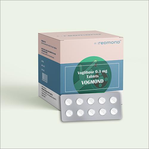 0.3 MG Voglibose Tablets