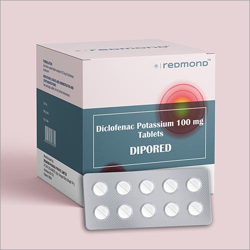 Diclofenac Potassium 100mg Film-Coated Tablet