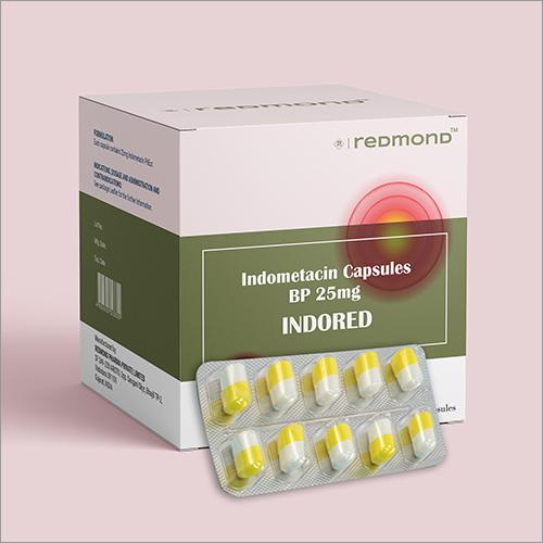 Indometacin 25mg Capsules Hard