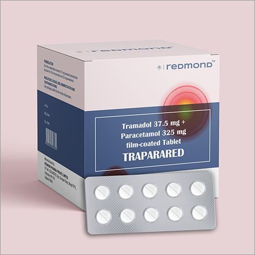 Tramadol 37.5 MG + Paracetamol 325 MG Film Coated Tablets
