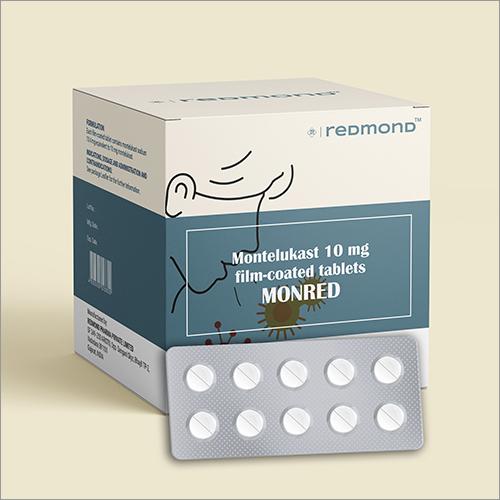 Montelukast 10mg Film-Coated Tablet