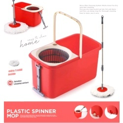 Apex Easy Mop Bucket Plastic Jaali
