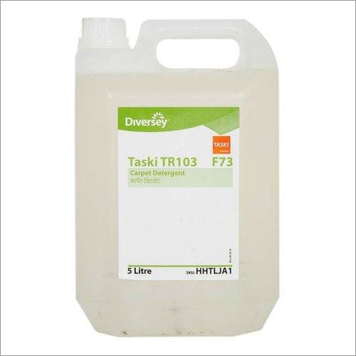 Diversey Taski Tr 103 Carpet Detergent Application: Industrial