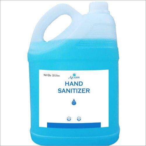 10 Ltr Liquid Hand Sanitizer