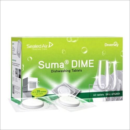 Diversey Taski Suma Dime Dishwasher Tablets