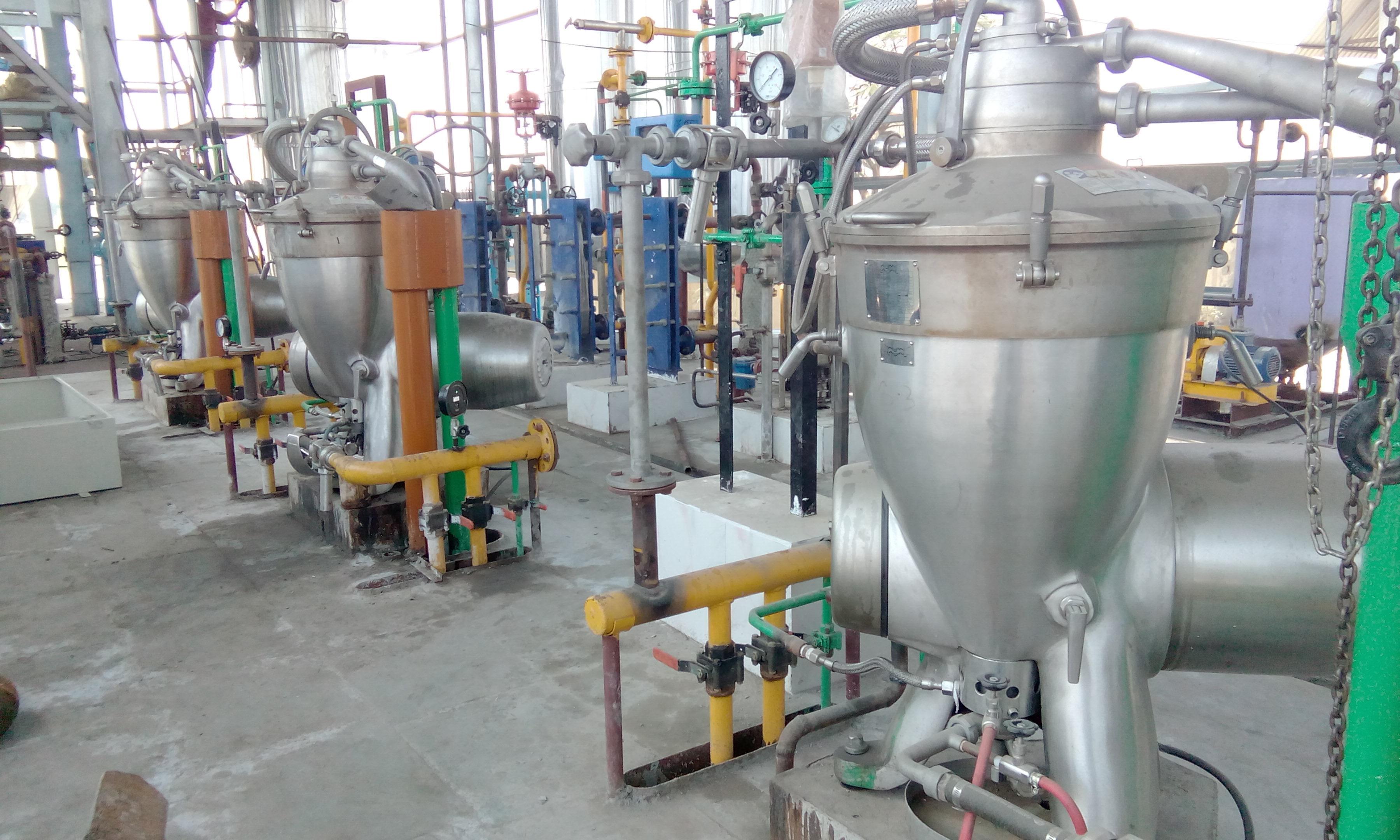 Neutralization Plant