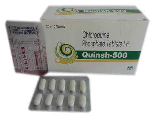 Chloroquine Phosphate Tablet
