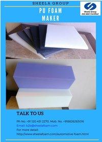 Antimicrobial & Antifungal PU Foam