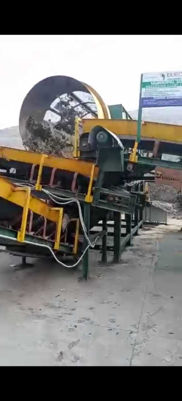 Trommel For Solid West