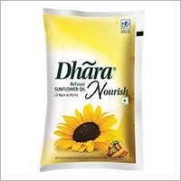 1Ltr Dhara Sunflower Oil