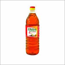 1Ltr Dhara Kachi Ghani Mustard Oil
