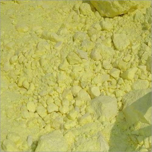 Sulfur Granul