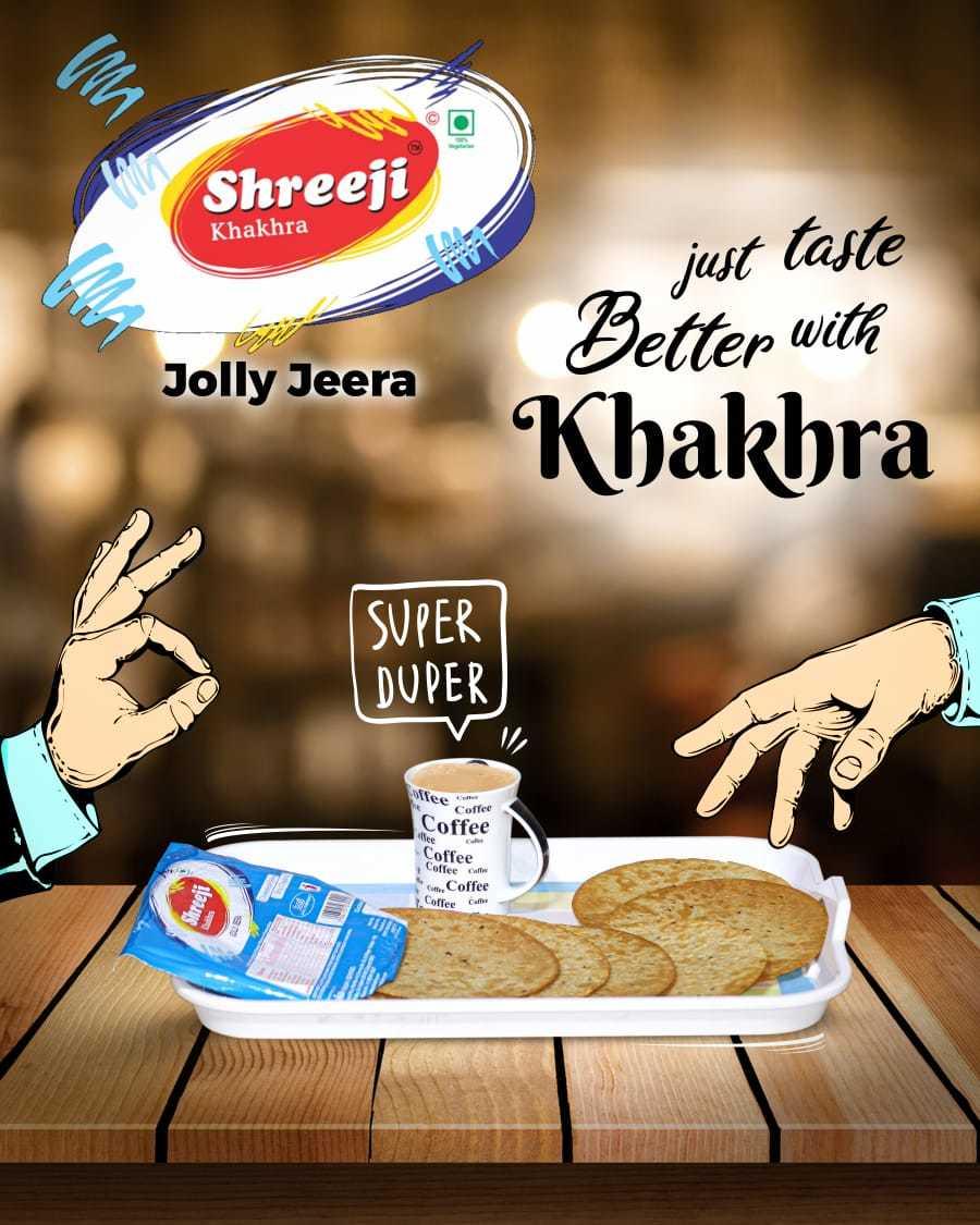 Jolly Jeera Khakhra