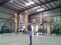 oilSeed Preparatory Plant