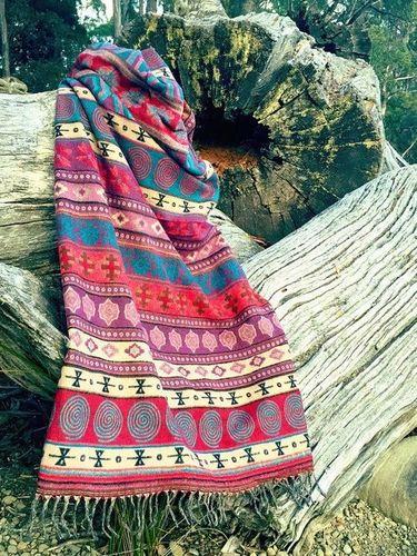 Woolen Scarves Shawls For Winter