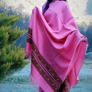 Yak Wool Shawl India
