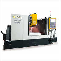 3 Axis Box Way Mechanism CNC Machining Center