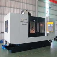 8000 RPM Guideway And Z Axis Box Way Mechanism CNC Machining Center