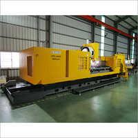 Linear Guideways - Moving Column Mechanism CNC Machining Center