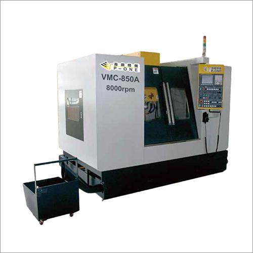 8000 RPM Axis Box Way Mechanism CNC Machining Center