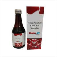 Ferrous Ascorbate And Folic Acid Suspension