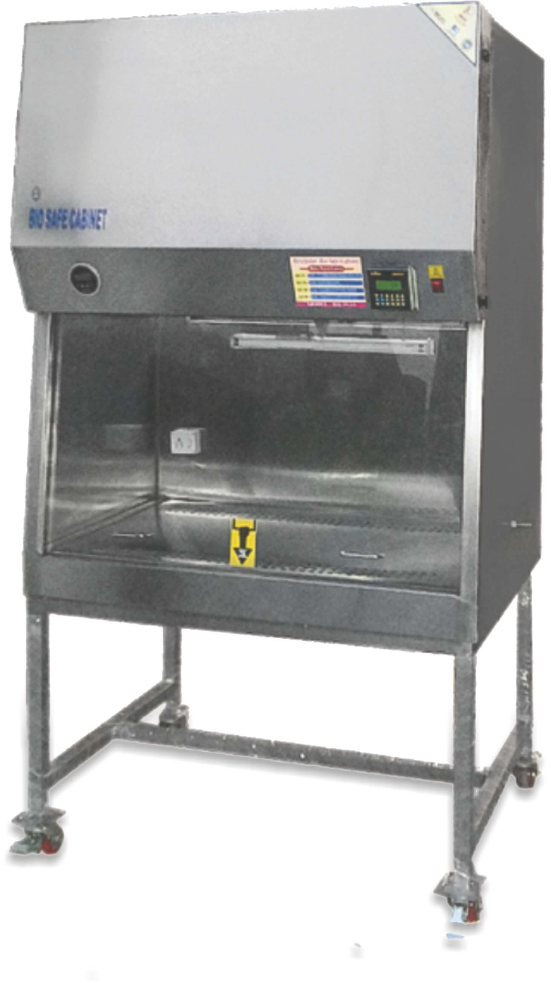 Biosafe Cabinet (Stainless Steel) Class II, A-2