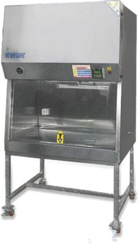 Biosafe Cabinet (Stainless Steel) Class II, B-2