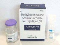 Methylprednisolone Sodium Succinate 40 mg Injection