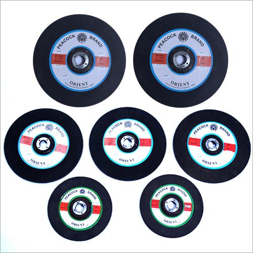 Depressed Center Grinding Wheels