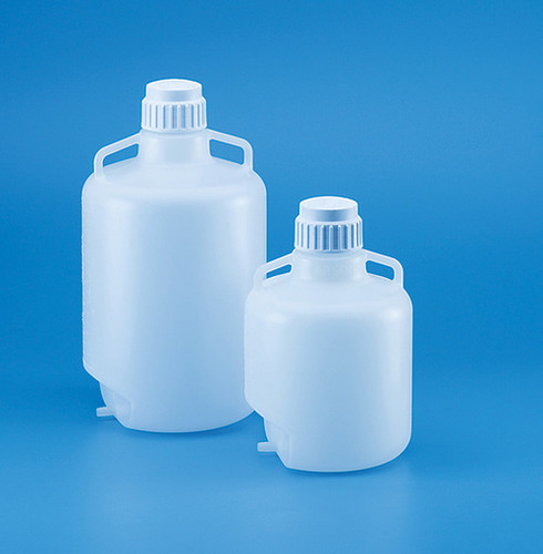 TARSONS 586380 Carboy With Tubulation LDPE